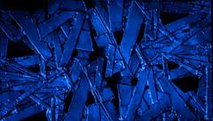 Mighty Blue (Robert Attaway Photography) Tags: sculpture blue metal decorative removedfromstrobistpool incompletestrobistinfo seerule2