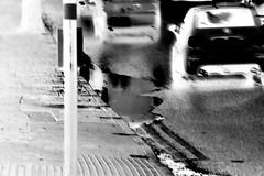 JOURNEY TO FAMILY HOME [PHOTO SERIES] PART 2 NEGATIVE (Callums art) Tags: photonegative photonegatives negative negatives negativephoto negativephotography invert inverted road roadside street streetphoto streetphotography night nightphoto nightphotography evening winter car cars vehicle europe england uk unitedkingdom alcesterrd alcesterroad kingsheath birmingham brum westmidlands midlands photoshop light streetlight
