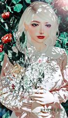 绿叶墙 (imp朣) Tags: truth stardust zenith insomnia angel secondlife second life girl flower green pink