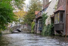 Bonifaciusbrug, Brugge (itmpa) Tags: bruges westflanders belgium be unesco worldheritagesite bonifaciusbrug bonifaciusbridge bridge canal debakkersrei bakkersrei brugge flanders tomparnell archhist canon 6d canon6d