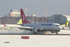 IMG_0155@L6 (Logan-26) Tags: boeing 7378 max tclce msn 60036 turkish airlines riga international rix evra latvia