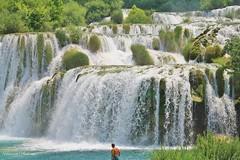 Wilde Natur (hamfilt) Tags: wasserfall natur naturpark kroatien