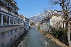 Bad Ragaz - Tamina (Kecko) Tags: 2019 kecko switzerland swiss schweiz suisse svizzera ostschweiz sg badragaz rheintal dorf village river fluss tamina brücke bridge swissphoto rheintalbild geotagged geo:lat=47001070 geo:lon=9501460