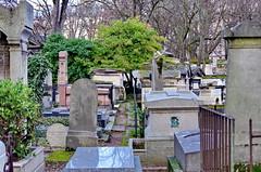 125 - Paris - Février 2019 - cimetière de Montmartre (paspog) Tags: paris france cemetery cimetière friedhof montmartre cimetièredemontmartre février februar february 2019