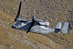 USAF Osprey, LFA17, 2019 (TheSpur8) Tags: heavy usa aircraft date osprey lowlevel lakedistrict landlocked military anationality skarbinski transport 2019 places roughcrag