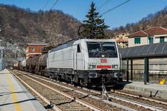 E189 823 DB CARGO ITALIA - RONCO SCRIAVIA (Giovanni Grasso 71) Tags: e189 823 db cargo italia ronco scriavia nikon d610 giovanni grasso