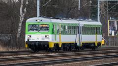 VT628-009 (Rafał Jędrasiak) Tags: kolejemazowieckie 2019 warszawa warsaw poland polska track train tree a6500 sony emount 70300 vt628009