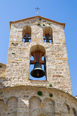 Ermita de Santa Cecilia (I) (Del Matorral Fotografía) Tags: diegoblancoaraujo d3100 delmatorral nikon románico campanario catalunya cataluña españa europa campanas dia
