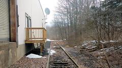 Abandoned Siding (blazer8696) Tags: 2019 ct connecticut dscn4430 ecw fishkill hpf hartford newington newingtonjunction providence t2019 usa unitedstates abandoned railroad siding