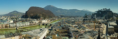 Salzburg (Walter Quirtmair) Tags: ifttt 500px salzburg panorama castle fortress austria quirtmair water city urban spring sky blue salzach river townscape cityscape tourism skyline town clear travel destinations old