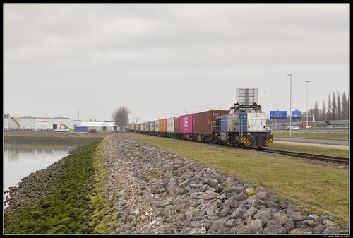 RTB Cargo V156, Pernis