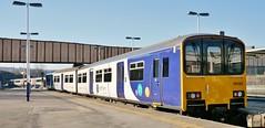 Class 150 Sheffield (RTM Boy) Tags: northernrailway arrivarailnorth sheffield class150 150120