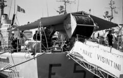 f-546-licio-visintini-trieste-1969-mag-2_13900022440_o (t.libra) Tags: warships corvette trieste marinamilitare f546liciovisintini 1969
