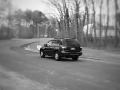 driving (Eric.Ray) Tags: black white driving car cellphone 2019 365 wah