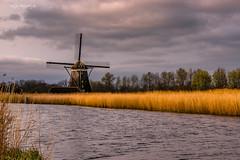 Eendrachtsmolen (Gijs Rijsdijk) Tags: dutchview dutchlandscape eendrachtsmolen heritage holland mill molen rottemeren windmill zevenhuizen ©2019gijsrijsdijkfotografie
