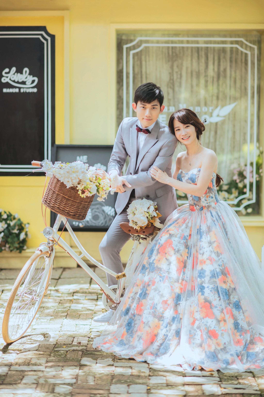 EW Easternwedding JMH 婚攝 居米 台北 大屯 輕婚紗 微婚紗