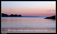 Douceur..... (faurejm29) Tags: faurejm29 canon sigma ciel paysage plage nature crépuscule sea seascape sky sunset beach