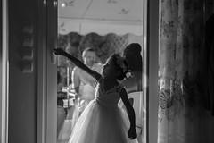 Mermaid (EvaSam_) Tags: bw blackwhite shoot chalkis kids wedding