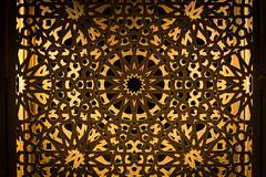 Patterns Upon Patterns (Daveography.ca) Tags: edmonton devonian pattern luminaria silhouette winter shapes alberta patterns devonianbotanicgarden canada wall agakhangarden universityofalbertabotanicgarden light