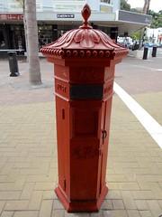 DSC00246 (markgeneva) Tags: hawkesbay napier postbox newzealand nz neuseeland nouvellezélande