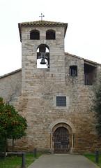 CORTS - ESGLÉSIA DE SANT JULIÀ (Joan Biarnés) Tags: corts pladelestany girona catalunya església 294 panasonicfz1000
