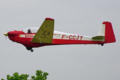 F-CCJY Scheibe SF-28A Falke  La Ferté-Alais 14-05-16 (Antonio Doblado) Tags: fccjy scheibe sf28a falke planeador glider aviación aviation aircraft airplane lafertéalais laferté