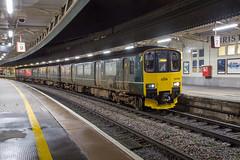 Portsmouth-bound (daveymills37886) Tags: gwr 150 002 bristol temple meads class 1500 sprinter