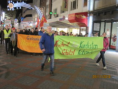 702. Montagsdemonstration Gelsenkirchen  am 11.02.2019 - antifaschistische Demonstration (Thomas Kistermann) Tags: thomas kistermann und martina reichmann