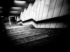 R0610465 (seba0815) Tags: ricohgrdiv monochrome bw blackwhite streetphotography city dark light shadow contrast underground stairs mood urban seba0815 noir