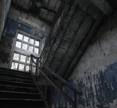 (HodgeDogs) Tags: texture wall stairs metroexodus 4aengine 4agames photography explore