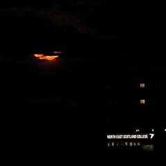 Reluctant Full Moon,Aberdeen_Feb 19_770 (Alan Longmuir.) Tags: grampian aberdeen misc sky moon reluctantfullmoon night