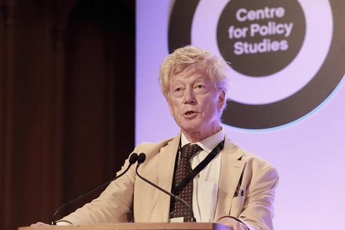 Roger Scruton - CPS Conference on Liberty
