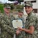 NAVFAC Hawaii Awards Navy & Marine Corps Achievement Medal – Plum