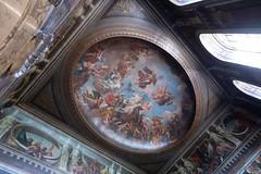 Grand Saloon ceiling | Blenheim Palace | Feb 2019-29 (Paul Dykes) Tags: woodstock england unitedkingdom gb uk blenheimpalace johnvanbrugh englishbaroque duke marlborough churchill