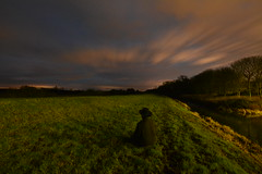 Sellfie just before sunrise on a cold morning! (JerryGoulet) Tags: selfie nikon d7100 nature fields wilderness wild uk england winter cold morning lowlight lowangle river werrington green vegetation sky longexposure dark depthoffield atmosphere moody experience excellence xtreme exposure exploration colours british natural nikonflickraward natureanythinggoes night nikond7100 midlands lights highiso grass greatbritain sunrise angle artcityartists aperture atmospheric art portraits outdoors wildlife earlymorning expression early trees unitedkingdom unedited out unlimitedphotos infinitexposure individuality outside portrait park posing outdoor wideangle