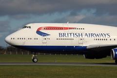 G-CIVB Boeing 747-436 British Airways (eigjb) Tags: boeing 747 747436 british airways painting jumbo jet b747 transport airliner aircraft airplane plane spotting aviation eidw dublin airport collinstown international ireland 2019 gcivb baw9172 negus livery