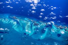 Into the Blue (hapulcu) Tags: atlantic atlantique bahamas ocean aerial cays island oceano tropical tropics