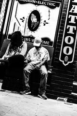 SXSW2019_089 (allen ramlow) Tags: sxsw austin texas 2019 people night bw black white monochrome city urban street sony alpha