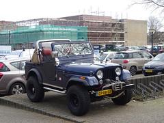 JEEP CJ5  07-DB-SX 1973 / 1999 Apeldoorn (willemalink2) Tags: jeep cj5 07dbsx 1973 1999 apeldoorn