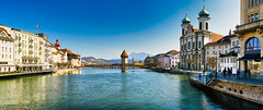 Luzern/Schweiz 21. März 2019 (karlheinz klingbeil) Tags: suisse fluss schweiz water switzerland stadt river wasser luzern city kantonluzern ch