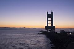 H de Coruña (vectorlw) Tags: coruña mar coruna corunna sea amanecer sunrise mencer galicia