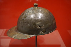 Legionary's Helmet (LJMcK) Tags: nma nationalmuseumofaustralia britishmuseum roman classical ancient