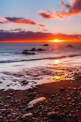 (RicardoPestana2012) Tags: sunset madeira madeiraisland beach