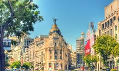 Madrid, Spain (M Malinov) Tags: madrid spain europe eu earth country city cityscape cityview capital building architecture street streetview мадрид испания европа град столица