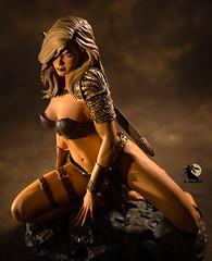 Arhian Forever 14 (Desert Dragon Visual Arts) Tags: arhstudios arhian arhianforever statue