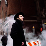 People on the streets of NYC on a very cold winter day in Feb19-15.jpg thumbnail