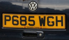 P685 WGH (1) (Nivek.Old.Gold) Tags: 1997 volkswagen polo 14 cl 5door automotiveleasing