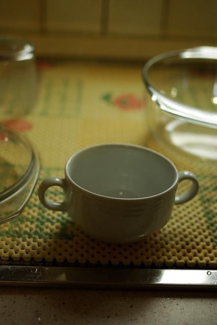 misura di tazza per brioches