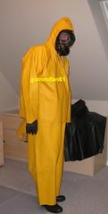 5 (gummifan61) Tags: rainwear raingear rubber gasmaske old