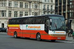 Expressway, Wath-upon-Dearne (SY) - YJ13 GXX (peco59) Tags: yj13gxx vdl daf sb4000 berkhof axial expresswaywathupondearne reganwathupondearne expresswayofrotherham expresswaycoaches coach psv pcv